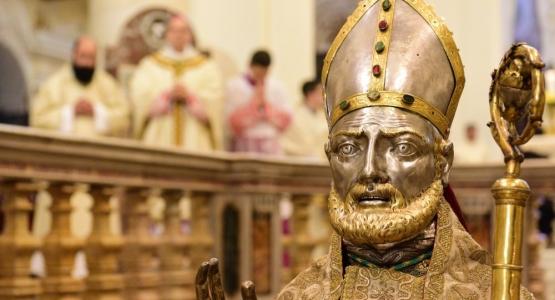 San Panfilo patrono della Diocesi e della Città