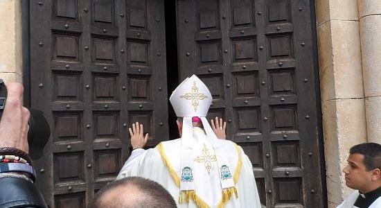 Giornata giubilare a Cocullo nella ricorrenza della festa di S. Domenico abate