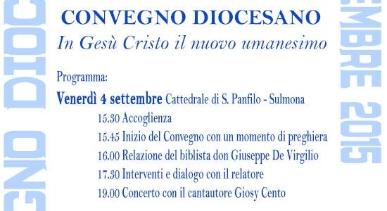 Convegno Diocesano 2015