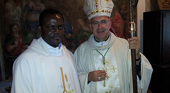 Don Giuseppe Mazola è il nuovo Amministratore Parrocchiale di Calascio e di S. Stefano di Sessanio