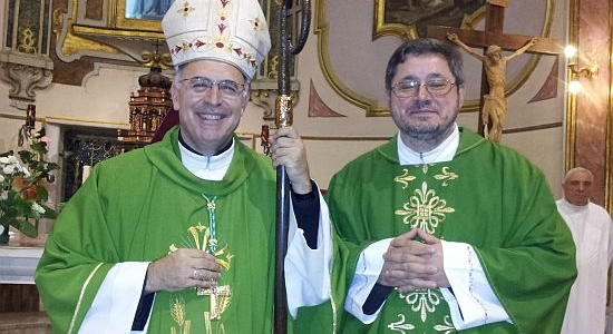 Padre Ceslao è il nuovo parroco di S. Francesco di Paola