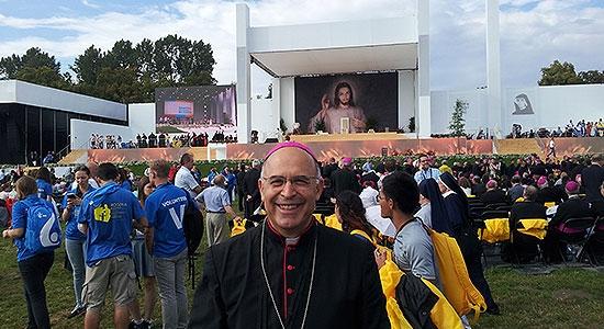 Via Crucis con il Papa
