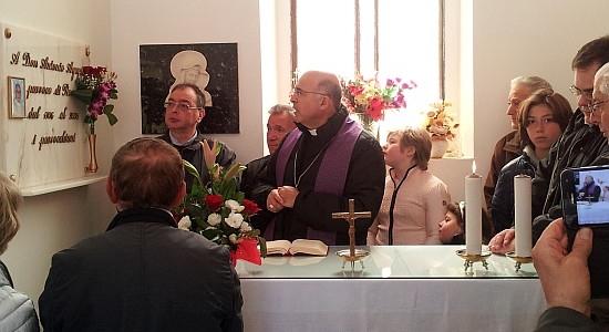A Roccaraso è stato ricordato don Antonio Agapite con una lapide commemorativa
