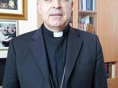 Il previsto intervento del vescovo Angelo Spina al Consiglio Regionale tematico, all'Abbazia S. Spirito in  Sulmona il 21 maggio 2015