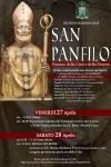San Panfilo - Patrono della Diocesi e di Sulmona