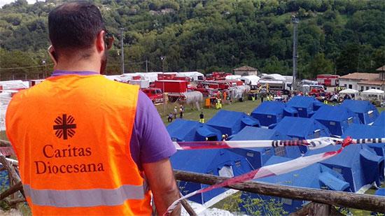 TERREMOTO CENTRO ITALIA: NEVE E NUOVE SCOSSE METTONO A DURA PROVA LE COMUNITÀ LOCALI Da Caritas aiuti, ascolto e accompagnamento
