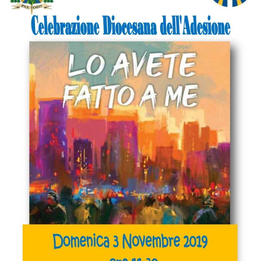 Celebrazione Diocesana dell'Adesione