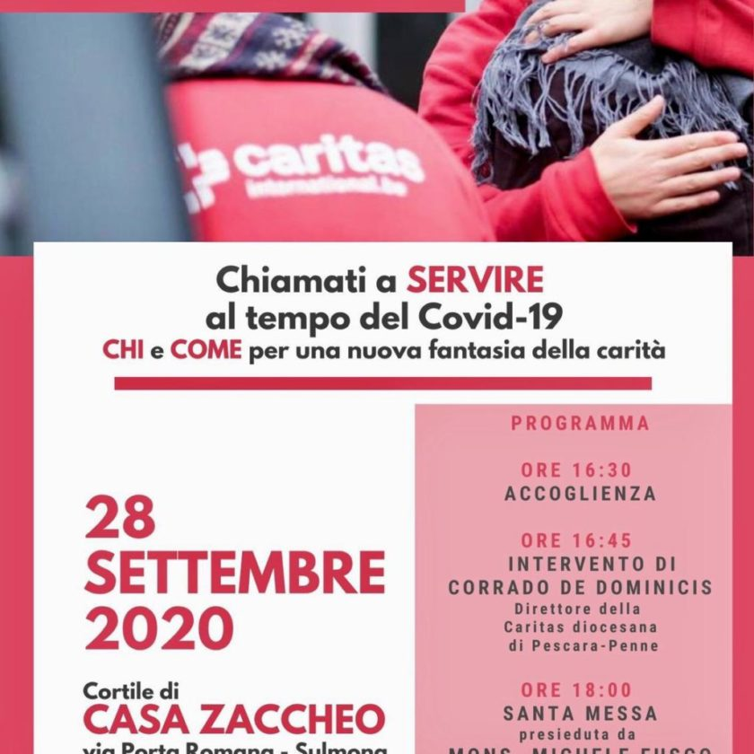 Incontro Volontari Caritas