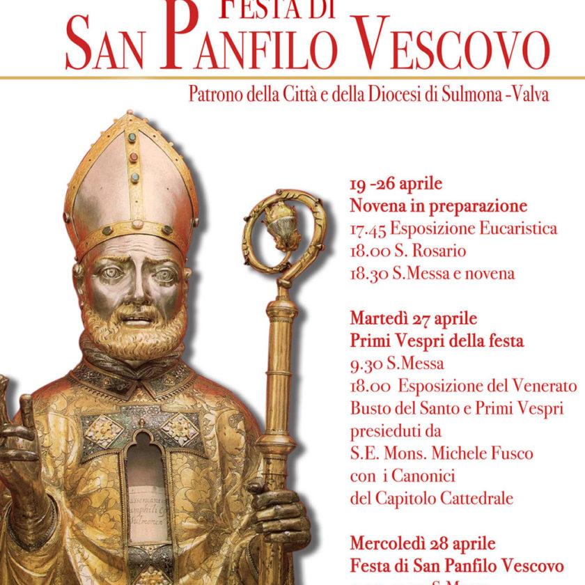 Festa di San Panfilo Vescovo