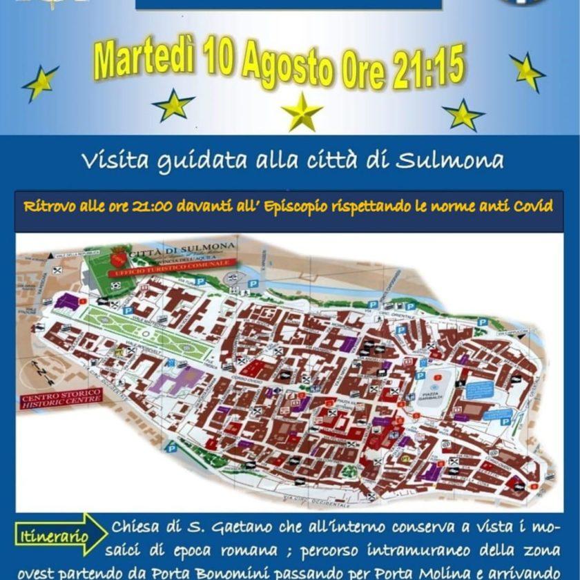 AC: Visita guidata della Città di Sulmona