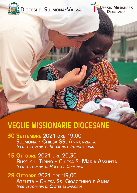 Veglie Missionarie Diocesane